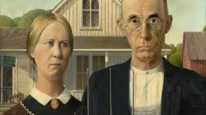 American-Gothic-Painting